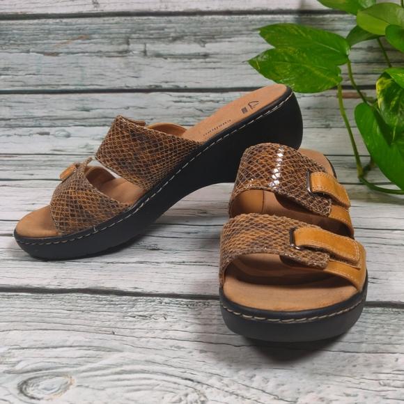 Clarks Shoes | Nwot Soft Cushion